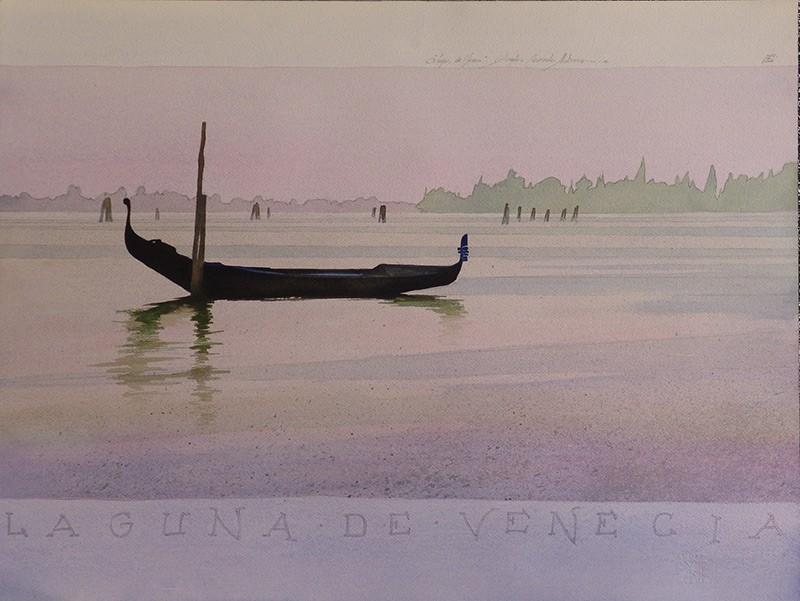 """""""Laguna de Venecia"""" Ref. 91A"""