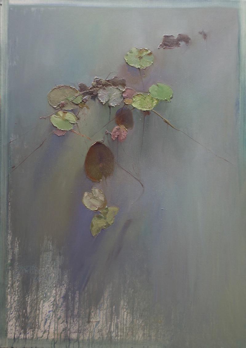 07:18 NENÚFARES PARC WOLUWE 92×65 cm copia